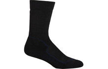 Icebreaker Men's Socks Hike+ Mid Crew jet/planet/black
